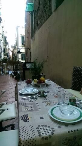 Napoli Casa Particular - Quartieri Spagnoli