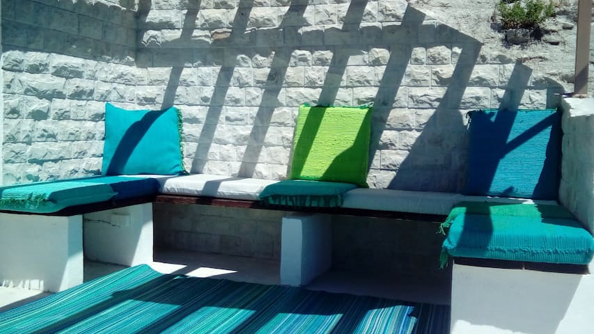 Beach apartment Jesenice - Split - Croatia - Jesenice - Apartamento