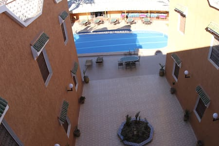 hotel restaurant la vallee - Ouarzazate - Bed & Breakfast