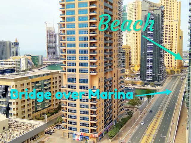 Come in Budget Travelers!!! Dubai Marina