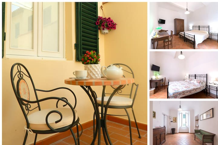 DATINI Apt in Tuscany (2bdr - FREE WIFI & GARAGE) - Prato - Pis