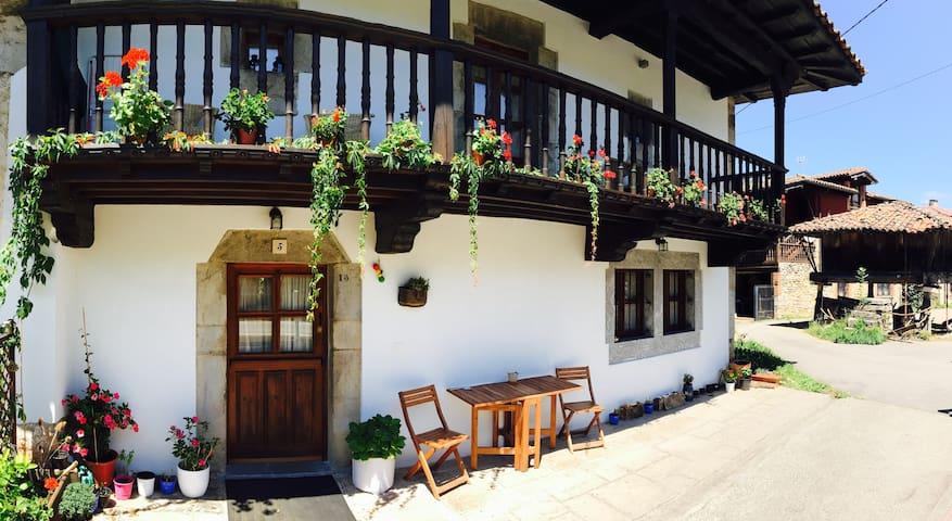 Casona Asturiana Restaurada del Siglo XIX