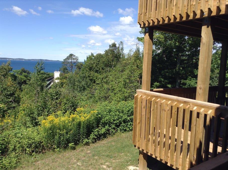 Where Is Grand Hotel Woods Restaurant Mackinac Island