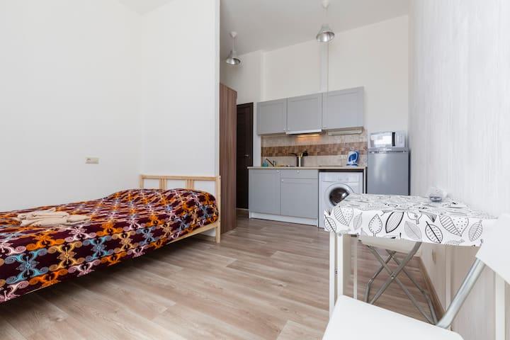Новые Апартаменты в Центре Санкт-Петебурга