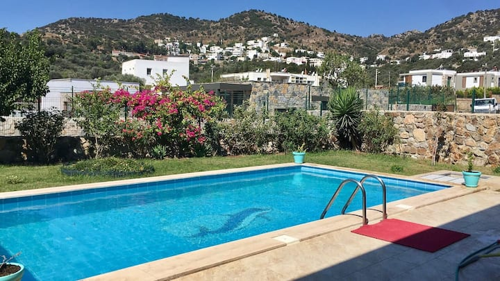 Lovely flat in a beautiful Bodrum village