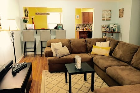 Cozy large bedroom with wifi - Germantown - House