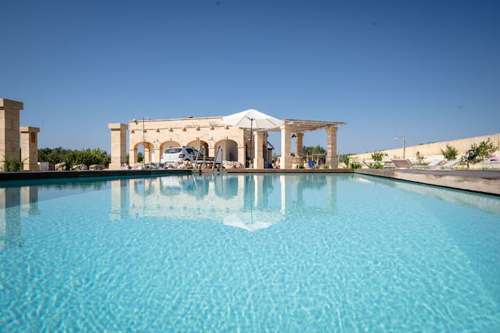 Villa La Sita  vacanza relax nel cuore del Salento
