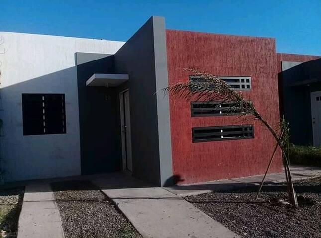 Casa de tres recamaras en Residencial Camino Real