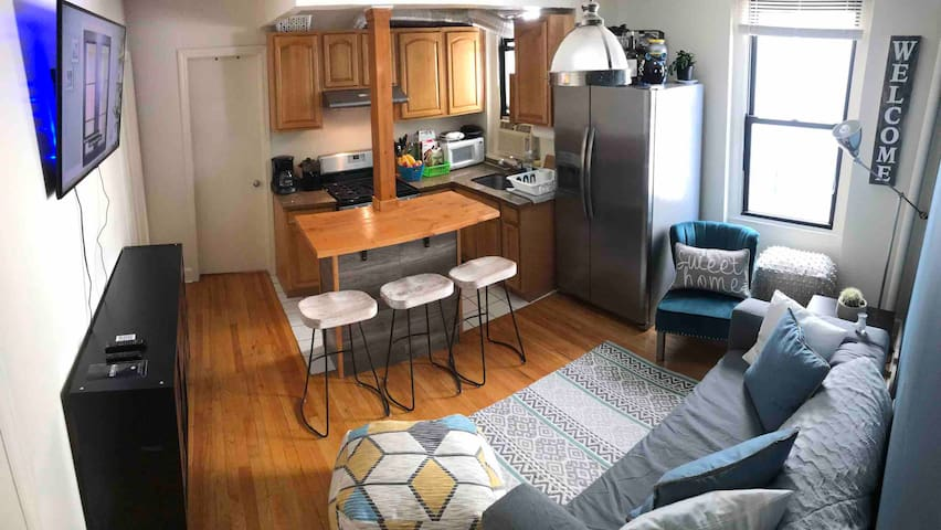 Comfortable Single Room - 15min Manhattan