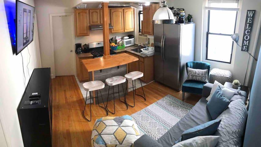 Comfortable Single Room - 15min Manhattan