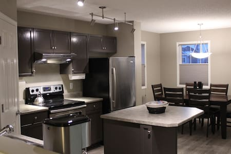 Long term rental, South Edmonton, dual master home