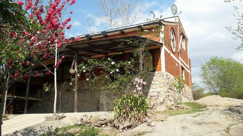 Complejo de cabañas para alquiler - Cabalango - Cabaña