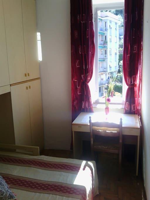 Stanza singola in affitto