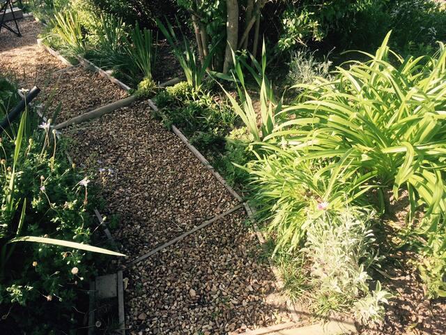 garden reading spots