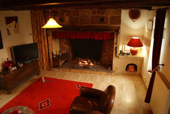 La Vieille Maison - Peyrignac - Casa