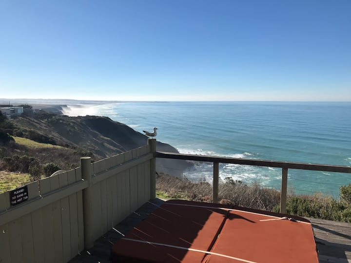 California Ocean Front View Irish Beach Mendocino
