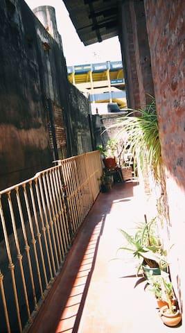 """Habitación en pleno barrio de """"La Boca"""" - Buenos Aires"""