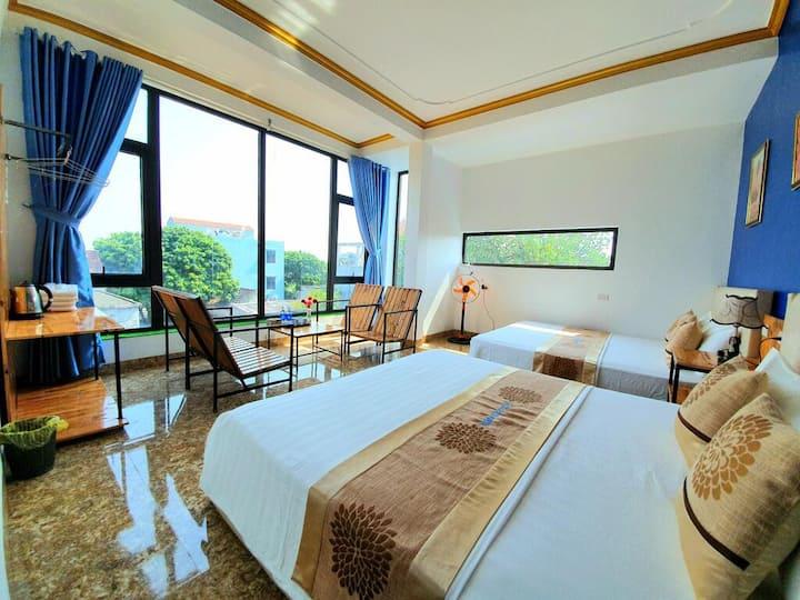 La Siesta - King Room with Garden View