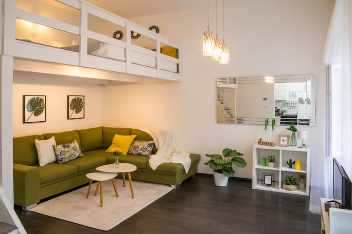 Apartment Calmy of Budapest