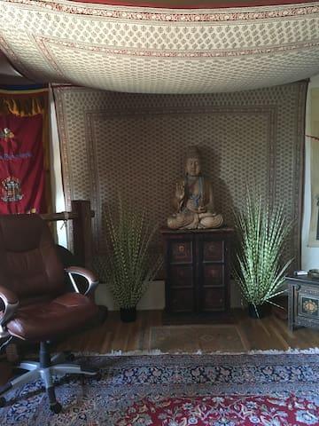 THE ARTFUL SOUL GUEST SUITE & MEDITATION CENTER - Santa Fe - Casa