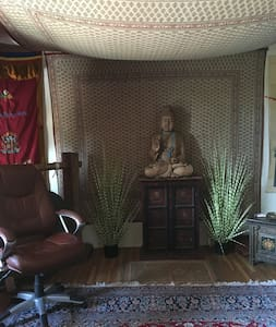 THE ARTFUL SOUL GUEST SUITE & MEDITATION CENTER - Santa Fe