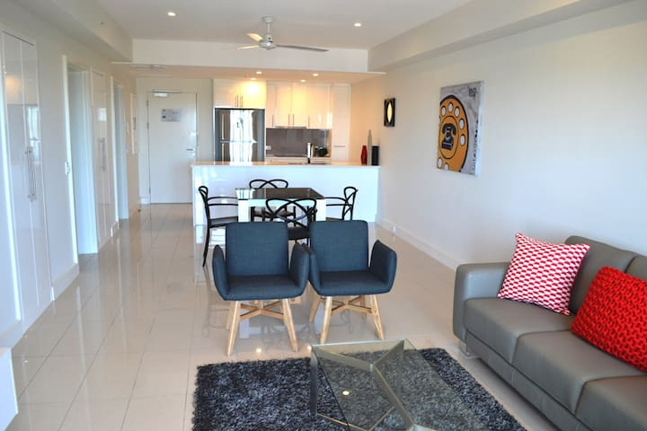 SIGNATURES ON WOODS 1BR Apt A8 - Darwin City - Apartamento