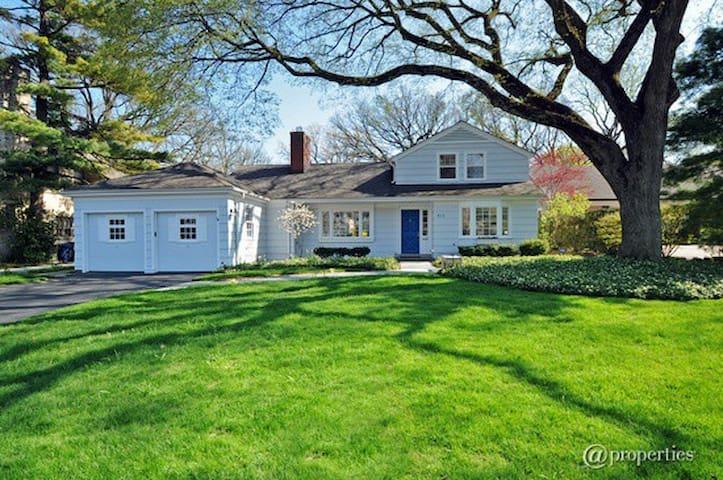 Beautiful Modern North Shore Home - Evanston - Casa