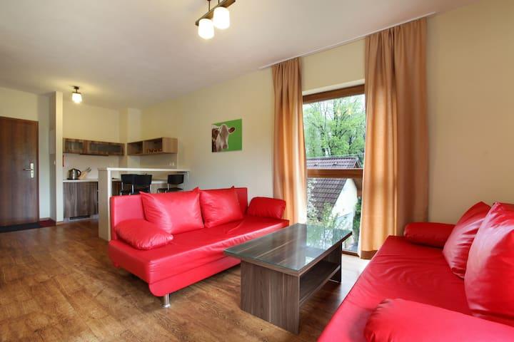 Via Jasna Apartment - Liptovský Mikuláš - Apartamento