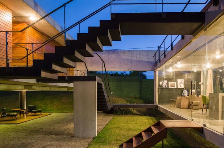 Cool & Design House in Pipa
