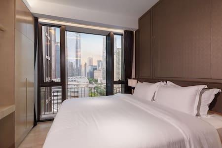 C3 Business Room 5 stars Apartment - Tian He - Guangzhou - Apartemen