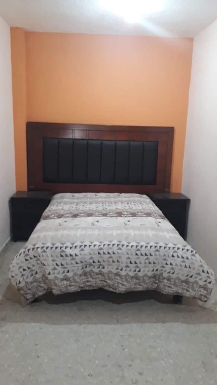 Recién remodelado departamento malecón Minatitlán
