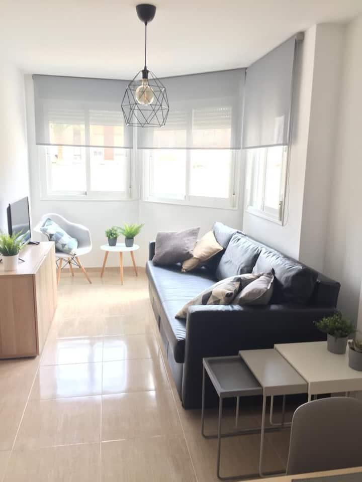 Apartamento nuevo en el centro de Benicarló