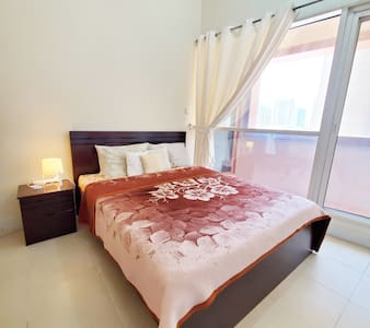 Cheapest Entire 1BHK apartment in Silicon Oasis