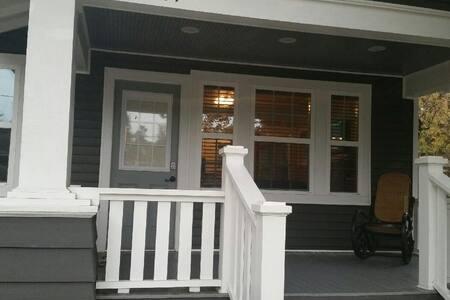 Beautiful Craftsman Bungelow House!