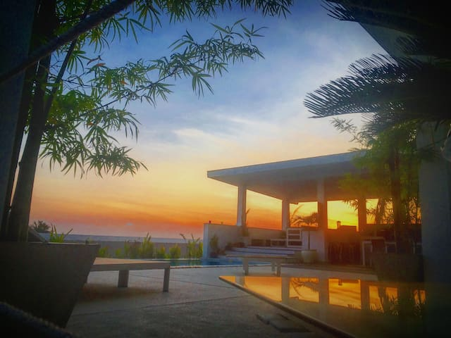 Double Room with sea view and Pool Koh samui