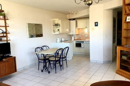 appartement lumineux centre ville - Granville - Wohnung