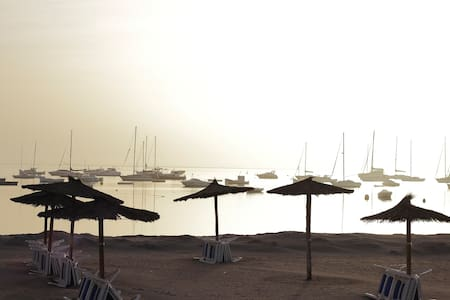 Bright Beach Apartment with wifi &  all services - San Javier - Huoneisto