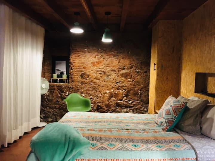 Cozy loft del Jacalito