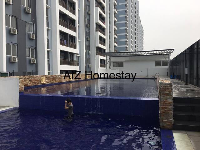AIZ Homestay Puncak Alam