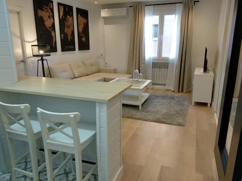 Comfy & lovely appartment-4PAX-Madrid(Salamanca)