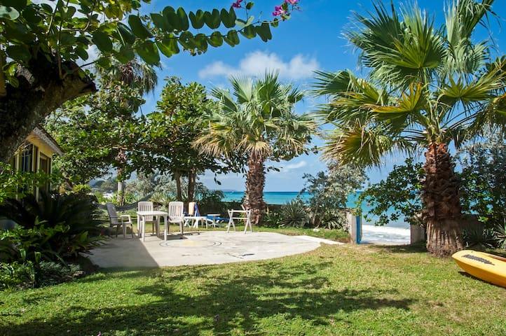 Bahia Cottage, Runaway Bay Jamaica - Runaway Bay - Blockhütte