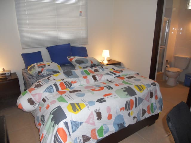 big and confortable room with private bathroom - Gurabo - Huoneisto