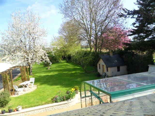 Chambres d'hôtes à 3 kms de Bayeux-Normandie