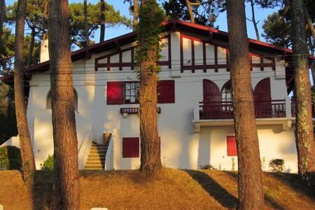 Maison à louer à Pyla sur Mer - La Teste-de-Buch - บ้าน