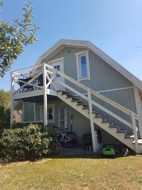 Boende nära Kinnekulle/Läckö och Skara sommarland.