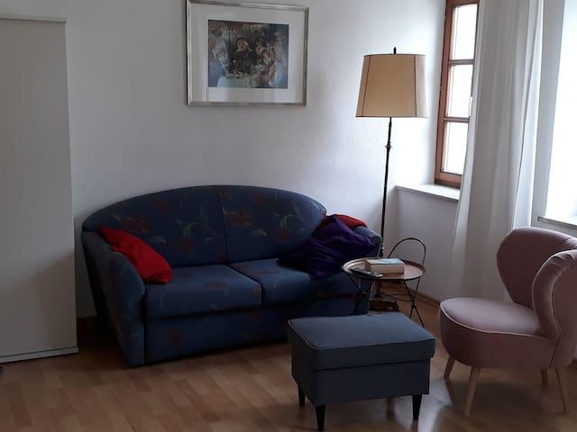 Super zentrale aber ruhige Wohnung in Haidhausen!