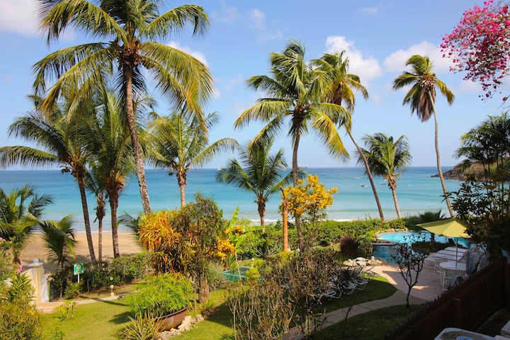 Chaconia, Black Rock Dreams, direct beach access