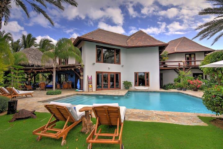 Tropical Beauty at Punta Cana Rsrt & Club