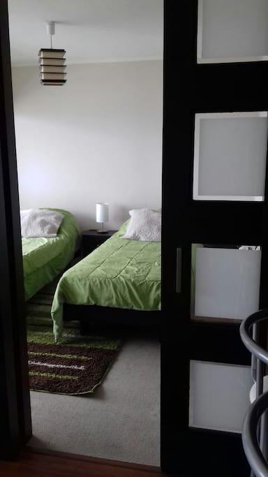 Dormitorio ( cama Matrimonial Opcional)