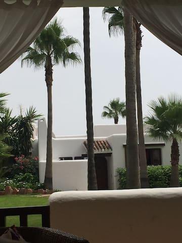 Appartement 2 chambres, salon et terrasse Kabila - M'diq - Rumah